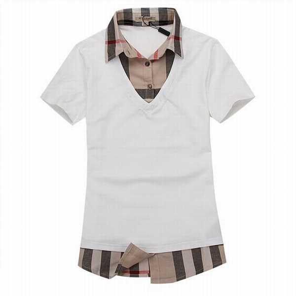 52c33460a7e Vente T Shirt Burberry Femme En Ligne