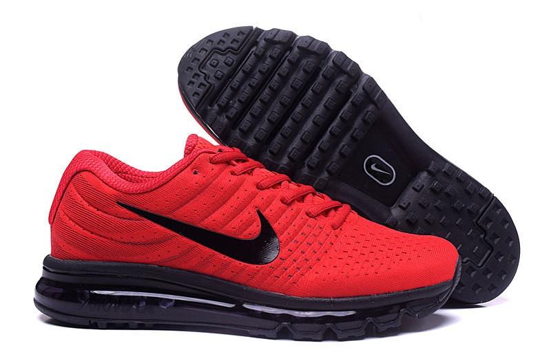 air max noir et rouge